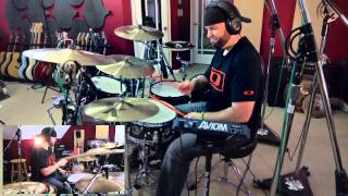 311 - Sick Tight (Improv Drum Cover) 720P