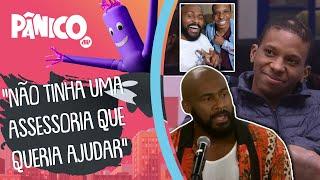 Mais que amigos: Taiguara Nazareth fala sobre relação com Lucas Penteado