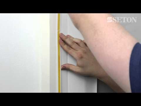 DigitSafe Door Gap Shield   Seton UK
