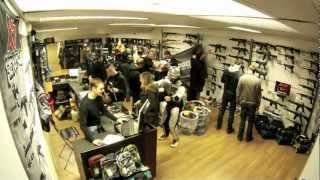 preview picture of video 'Pbg62 Paintball Harlem Shake Shop Paintball Lille Lambersart'