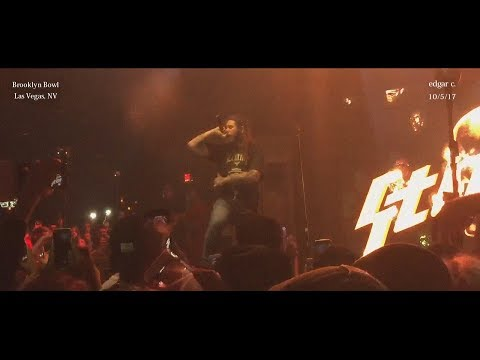 Post Malone - No Option (LIVE! @ Brooklyn Bowl)