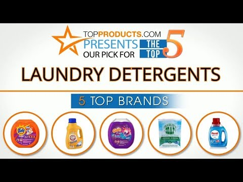 Best Laundry Detergent Reviews 2017 – How to Choose the Best Laundry Detergent
