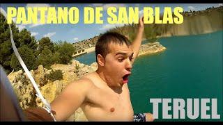 preview picture of video 'Salto Pantano San Blas, Teruel'