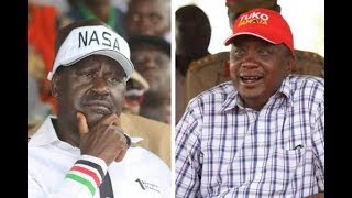 Consequences of Raila Odinga's withdrawal from presidential race