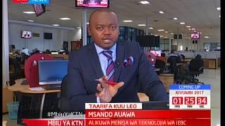 Rais Uhuru Kenyatta aendeleza kampeini za Jubilee katika maeneo ya Bomet: Mbiu ya KTN