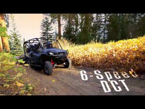 2020 Honda Pioneer 1000-5 Deluxe in Shelby, North Carolina - Video 1
