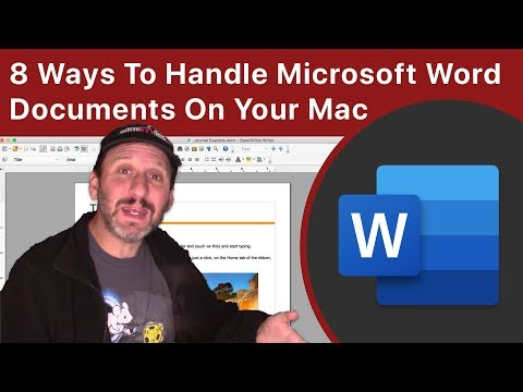 8 Ways To Handle Microsoft Word Documents On Your Mac