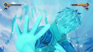 JUMPFORCE XBOX OPEEN BETA ONLINE GAME