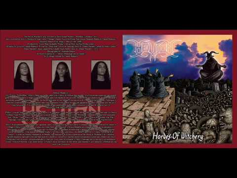 Hellion - Hordes Of Witchery FULL ALBUM Mp3