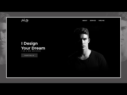 Responsive Website With HTML & CSS   Mini Project For Practice   Web Cifar 2020