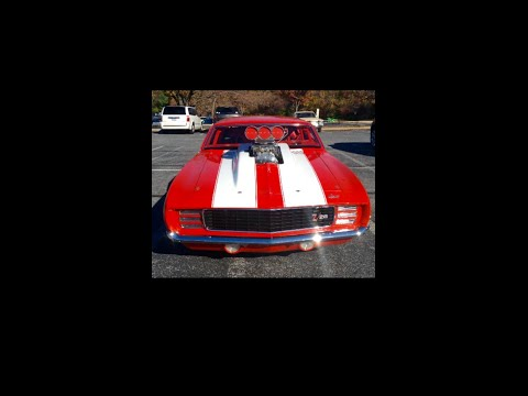 Video of '69 Chevrolet Camaro located in Clarksburg Maryland Offered by Eric's Muscle Cars - IT5G