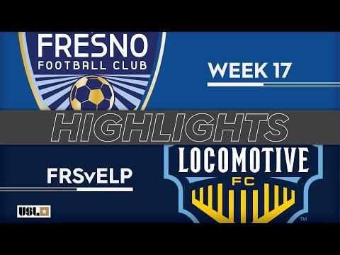 Fresno - El Paso 3:0. Видеообзор матча 30.06.2019. Видео голов и опасных моментов игры
