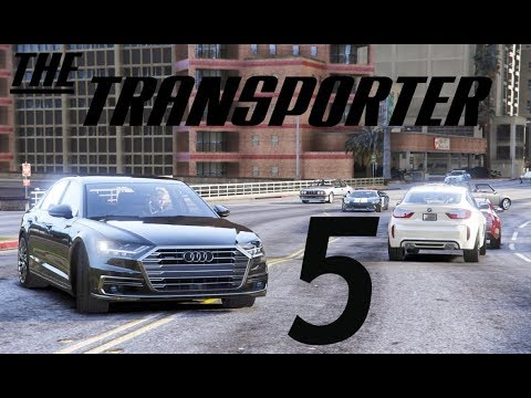 TRANSPORTER 5 ✪ 2018 ✪ OFFICIAL TRAILER  by Przemo