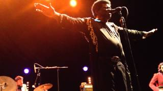 """Why Is It So Hard?"", Charles Bradley - Paris, Septembre 2014"