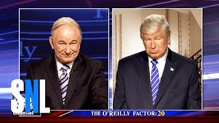 The O'Reilly Factor with Donald Trump - SNL - Video Youtube