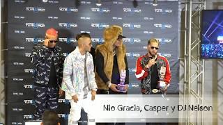 Darell, Brytiago, Nio García, Casper y DJ Nelson ¿Vendrá otro junte? (Everybody go to the Discotek)