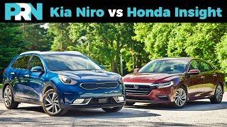 2019 Kia Niro vs 2019 Honda Insight