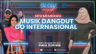 Punya Misi Bawa Dangdut Go Internasional, Wepoc Music Indonesia Didukung Penuh Menparekraf Sandiaga
