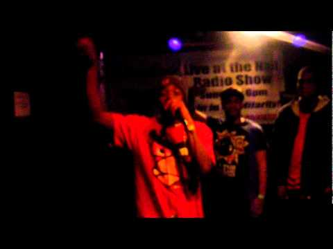 "Deuce ""D.R."" Raw LIVE @ The Rusty Nail"