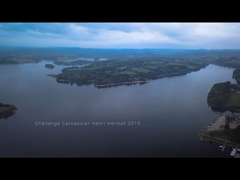 Challenge Interdépartemental de pêche des Carnassiers, Henri Hermet, 2019, Retenue de Pareloup, ,