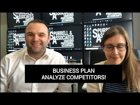Edmonton Business Coach | Business Plan Market Risk Analysis