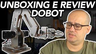 Unboxing E Review Braço Robótico DOBOT