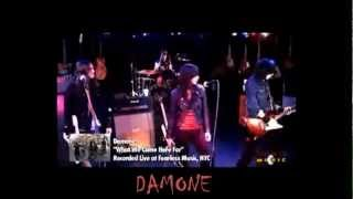 DAMONE - What We Came Here For