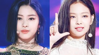 ITZY vs BLACKPINK pt I
