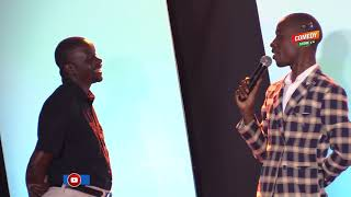 Alex Muhangi Comedy Store July 2018 - Kabaata(I)