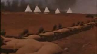 The Lighthorsemen (1987) - Australian 4th Light Horse Charge