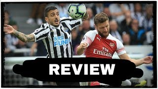 Review   Newcastle United 1-2 Arsenal