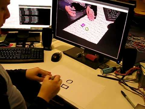 Make Your Own Touch Board Using Kinect