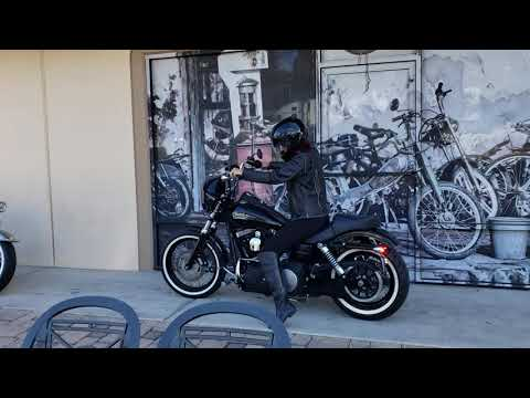 2013 Harley-Davidson Dyna® Street Bob® in Temecula, California