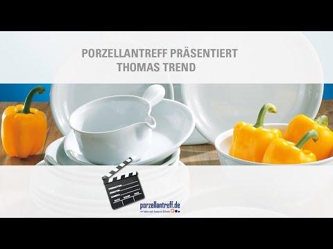 Thomas Trend - Premium Porzellan seit über 30 Jahren
