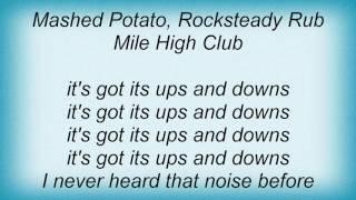 Adam Ant - Mile High Club Lyrics