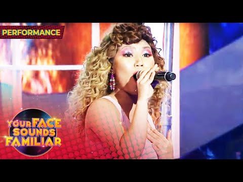 [PH Show]   Lie Reposposa as Whitney Houston | I Wanna Dance with Somebody | Your Face Sounds Familiar 2021