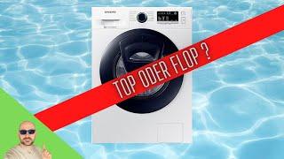 Samsung WW4500 Waschmaschine 9KG deutsch ( Halbes Unboxing )