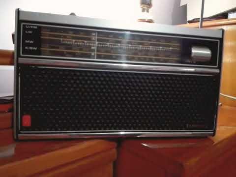 GRUNDIG CITY BOY 1100 radyo// Bir Roman Bir Hikaye 93.1 mhz TRT RADYO ve 630 KHz ÇUKUROVA RADYOSUNDA
