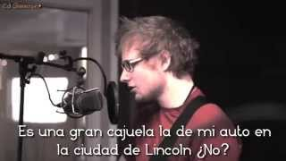Ed Sheeran - Swim Good (Cover / Traducida)