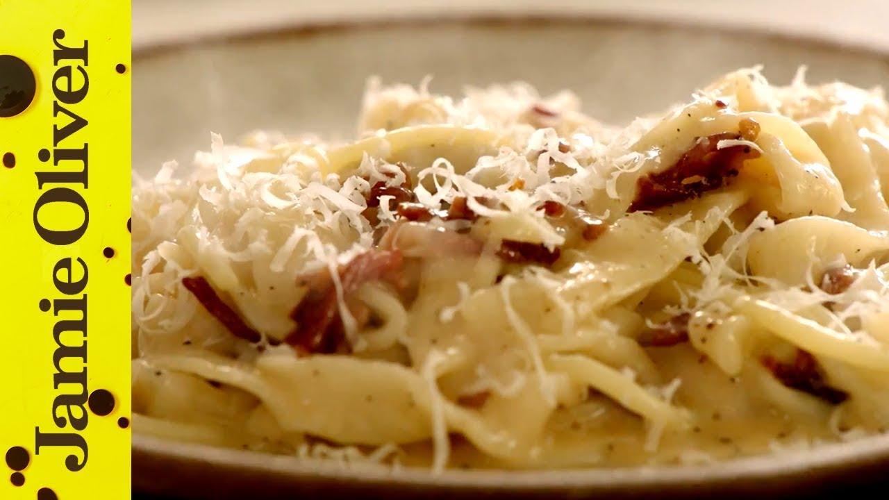 Homemade fresh pasta: Jamie Oliver