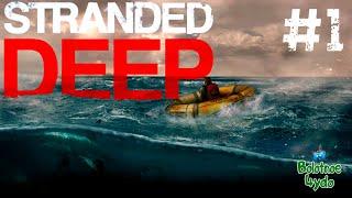 Что за желтые поплавки в stranded deep