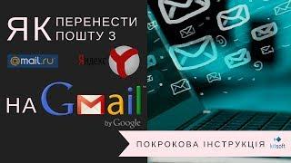 Як налаштувати переадресацію пошти з mail.ru та yandex