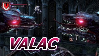 bloodstained ritual of the night double jump boss - TH-Clip