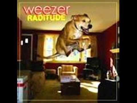 Weezer- I Don't Want to Let You Go