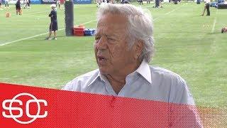 Robert Kraft interview on Tom Brady, Bill Belichick and NFL rule changes | SportsCenter | ESPN