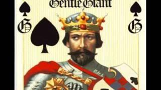 Gentle Giant Valedictory