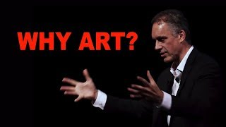 Jordan Peterson- Art as a window to the Transcendent