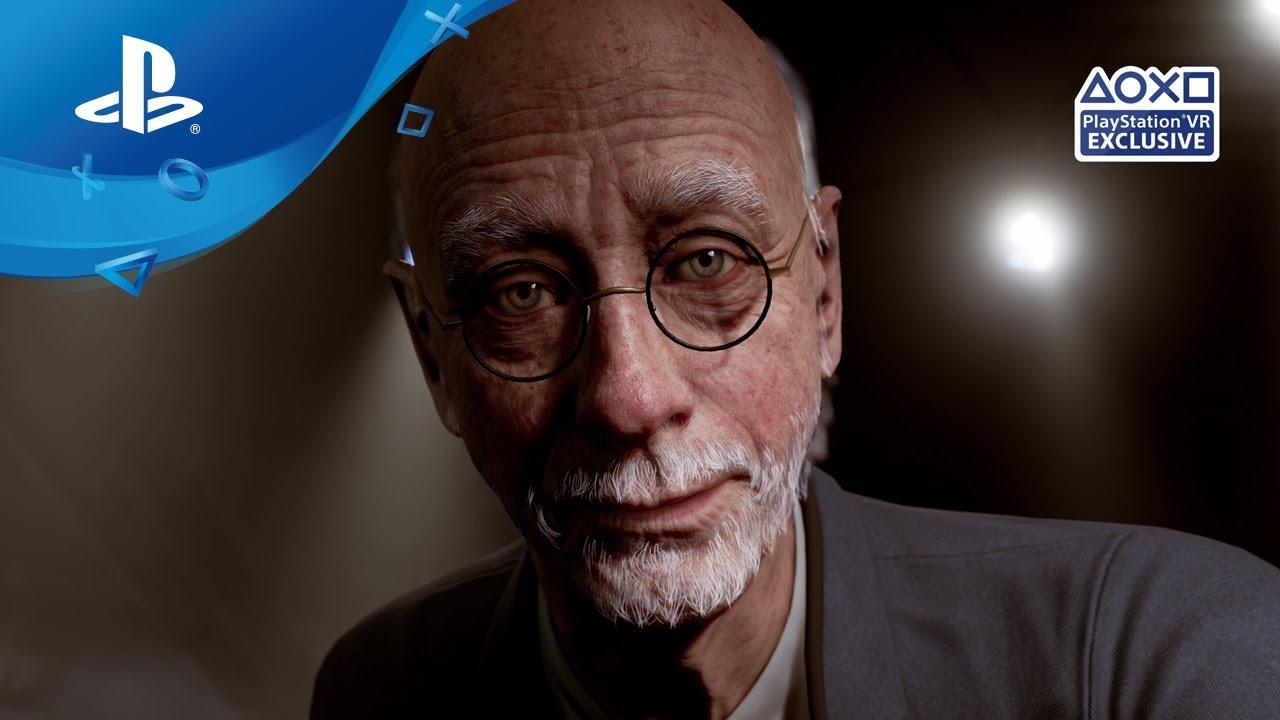 The Inpatient für PS VR angekündigt, spielt 60 Jahre vor Until Dawn