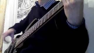 Marlene Kuntz - Cenere - Bass Cover