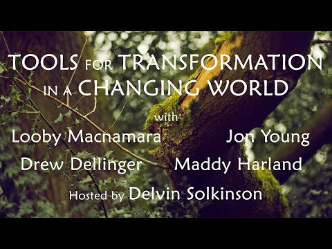 Tools for Transformation in a Changing World: Gratitude, Empowerment & Connection
